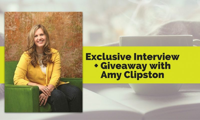 Exclusive Interview with Amy Clipston