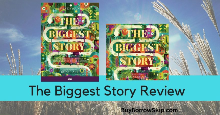 The Biggest Story DVD and Audio CD Review