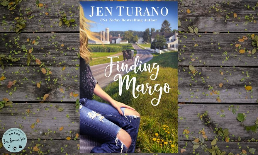 Finding Margo by Jen Turano Review