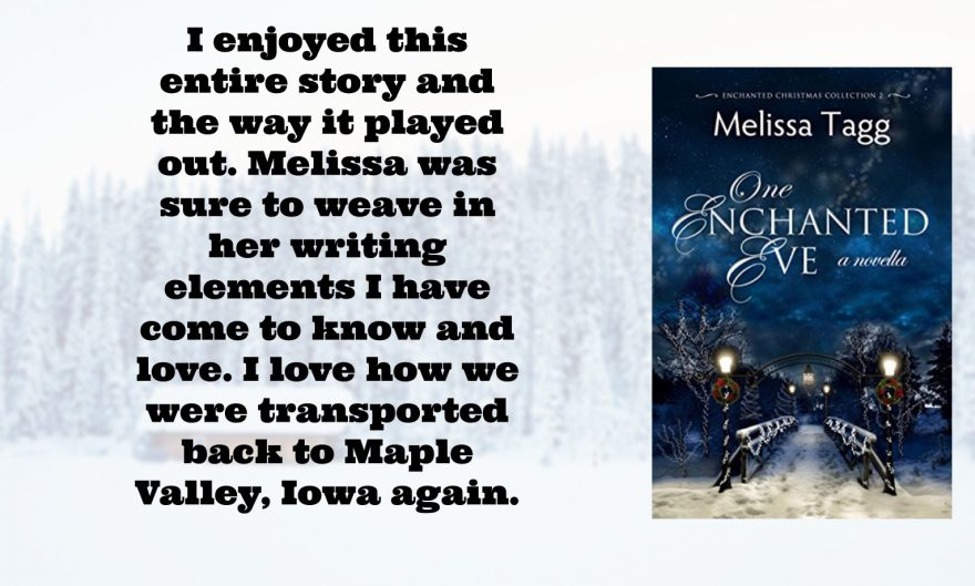 One Enchanted Eve by Melissa Tagg Review