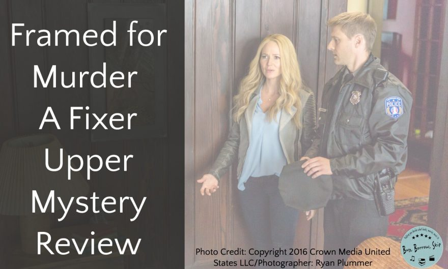 Framed for Murder A Fixer Upper Mystery Review