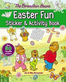 The Berenstain Bears Easter Fun Sticker & Activity Book Review