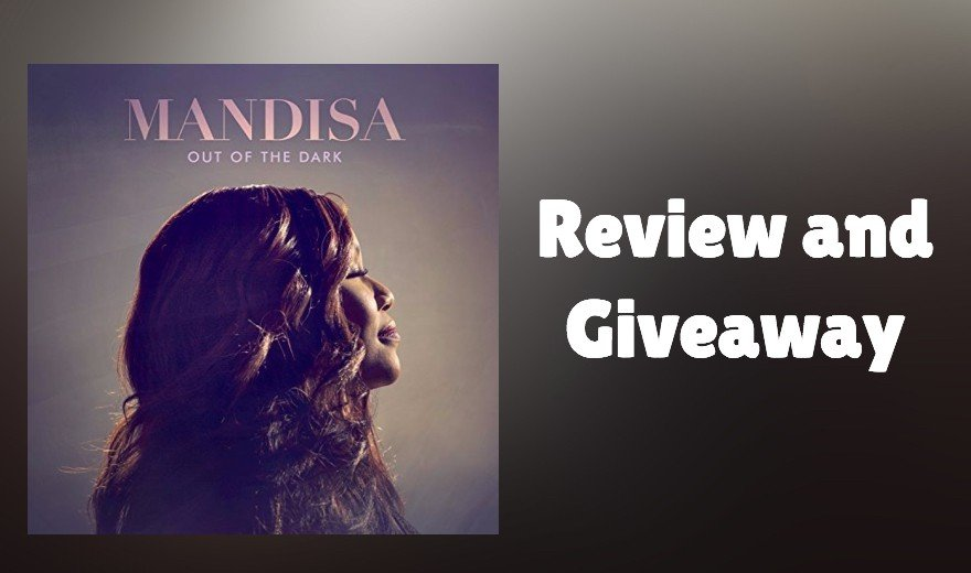 Out of the Dark by Mandisa Review and Giveaway