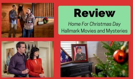 Home for Christmas Day: Hallmark Movies and Mysteries Review
