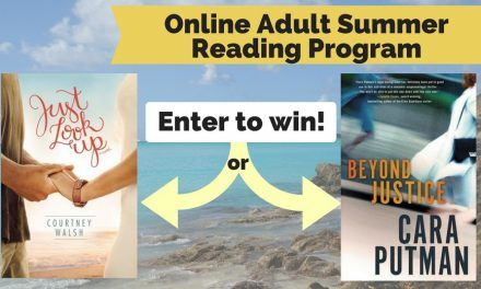 Online Adult Summer Reading Program: Week 5 Prize and Update