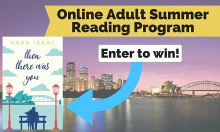 Online Adult Summer Reading Program: Week 6 Prize and Update