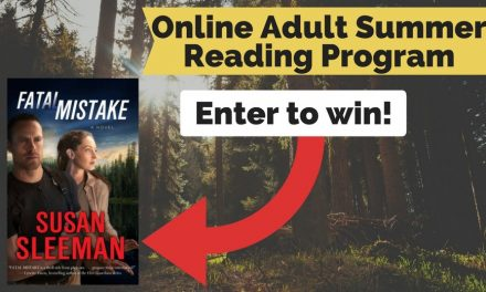 Online Adult Summer Reading Program: Week 7 Prize and Update