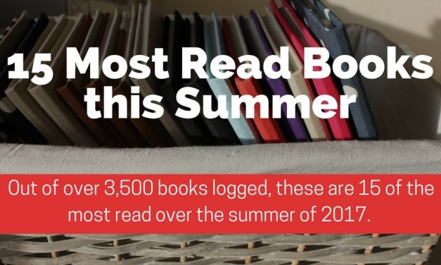15 Most Read Books This Summer