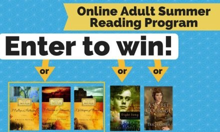 Online Adult Summer Reading Program: Week 10 Prize and Update
