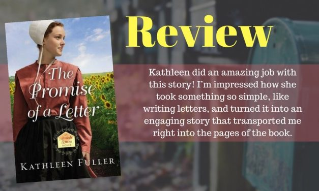 The Promise of a Letter by Kathleen Fuller Review
