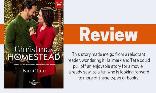 Christmas in Homestead by Kara Tate Review