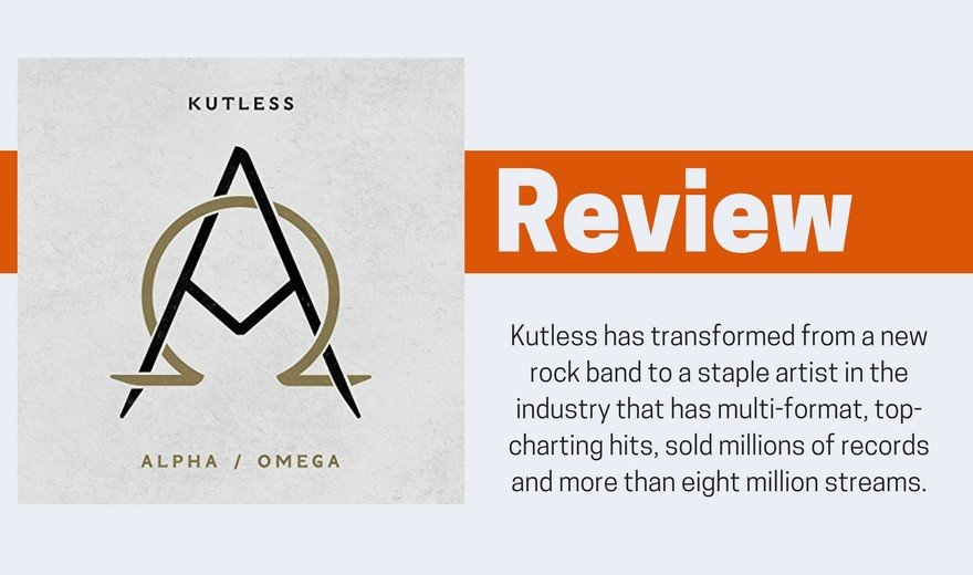 Kutless Alpha/Omega Review + Giveaway