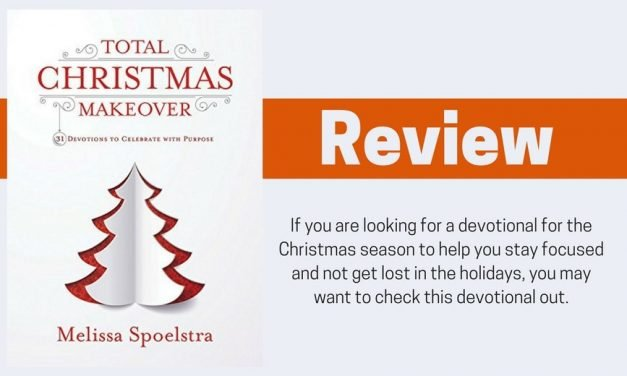 Total Christmas Makeover by Melissa Spoelstra Review