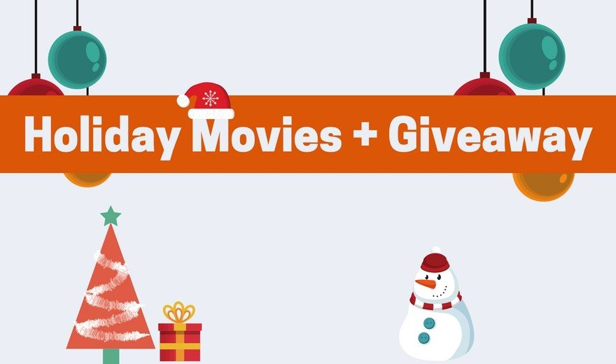 Holiday Movies + Giveaway