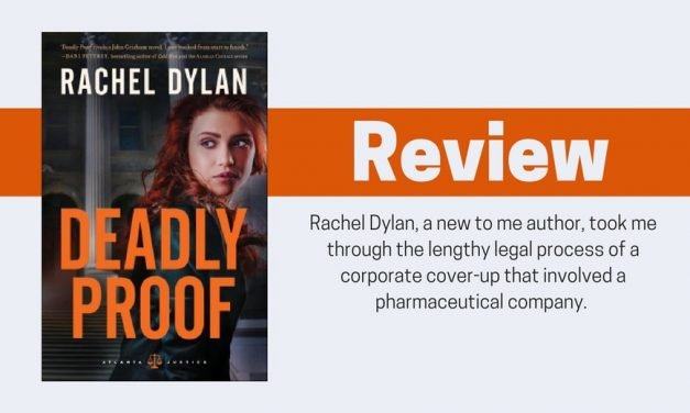 Deadly Proof by Rachel Dylan Review