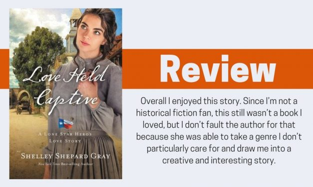 Love Held Captive By Shelley Shepard Gray Review