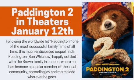 Paddington 2 Coming to Theaters January 12th
