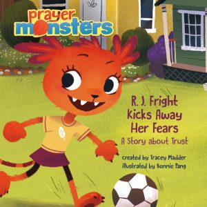Prayer Monsters: by Tracey Madder Review + Giveaway