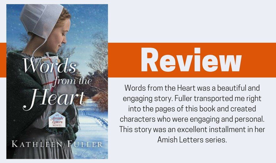 Words from the Heart by Kathleen Fuller Review
