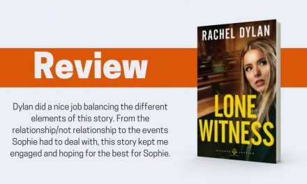 Lone Witness by Rachel Dylan Review