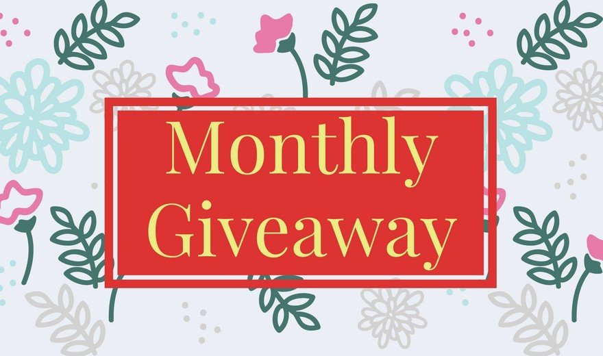 May Reading Giveaway