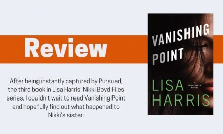 Vanishing Point by Lisa Harris Review