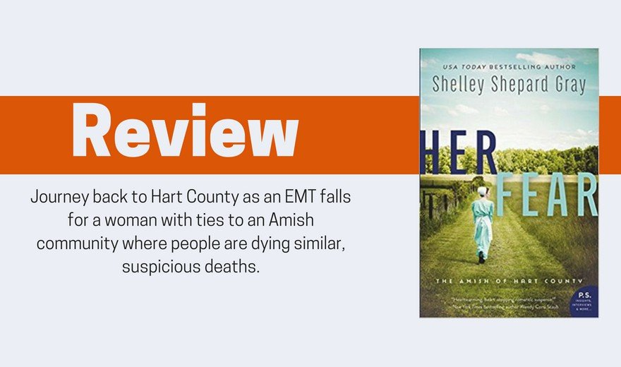 Her Fear by Shelley Shepard Gray Review