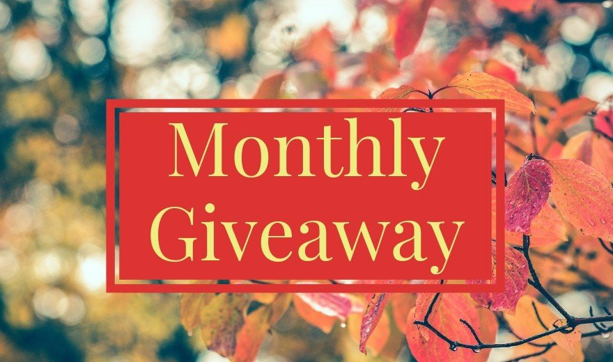 September Giveaway-Winner Announced