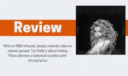 Hiding Places by Tori Kelly Review