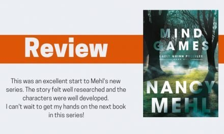 Mind Games by Nancy Mehl Review