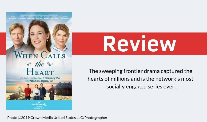 Hallmark Channel's When Calls the Heart Season 6, Episode 1 Review