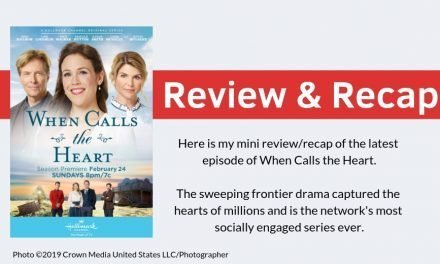 Hallmark Channel's When Calls the Heart Season 6, Episode 2 Review