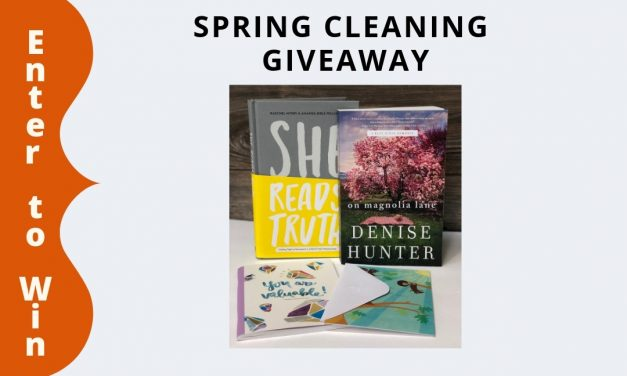 Spring Cleaning Giveaway