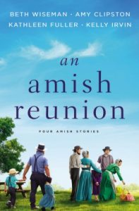 An Amish Reunion by Amy Clipston, Beth Wiseman, Kathleen Fuller, and Kelly Irvin Review