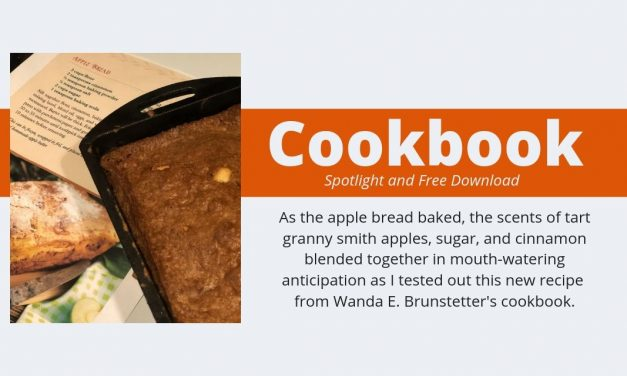 Amish Friends Gatherings Cookbook Spotlight and Free Download