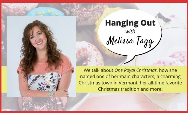 Melissa Tagg Talks One Royal Christmas