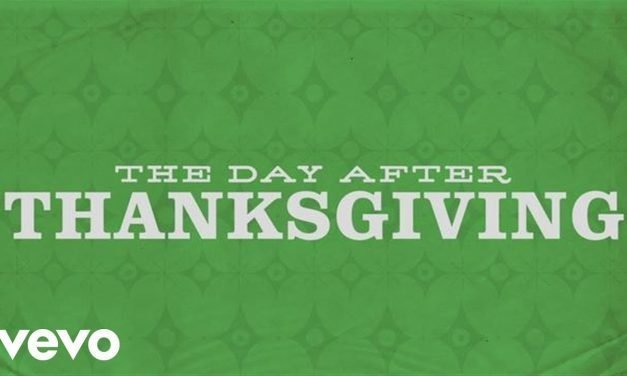 Day After Thanksgiving by Brandon Heath